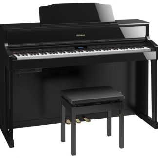 Roland HP605-PE Digital Piano