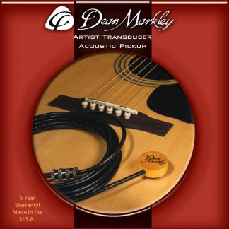 Dean Markley 3000 Transducer Acoustic Pickup